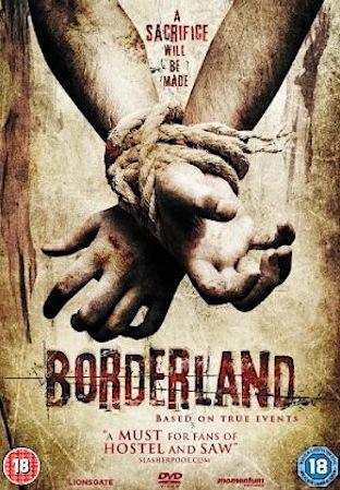 Borderland DVD