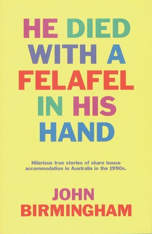 he died with a felafel in his hand cover