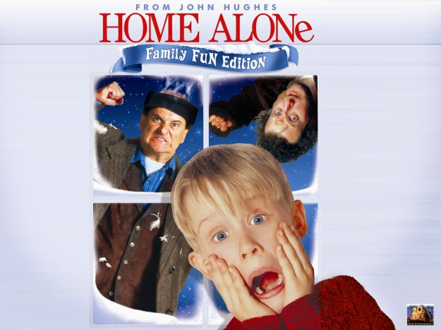 Home Alone Macaulay Culkin Kevin McCallister-52861