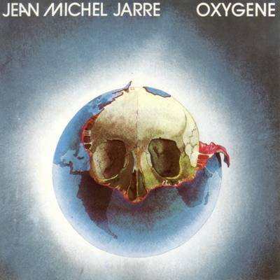 jean michel jarre oxygene - cd front cover