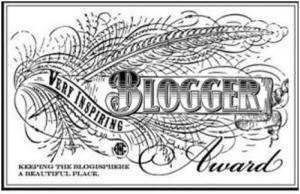 very inspiring blogger