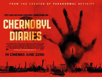 chernobyl diaries poster