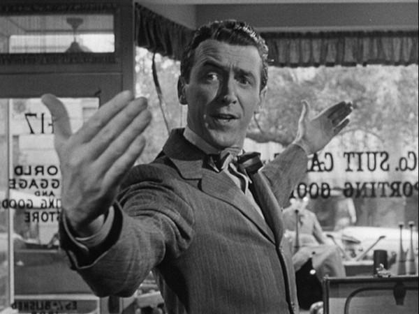 Adult George Bailey