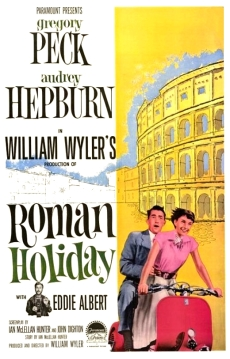 Roman Holiday - poster
