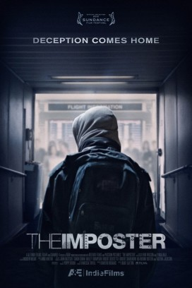 the imposter movie poster