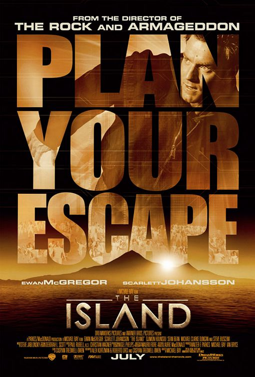 Deserted Island Movies on a Desert Island List