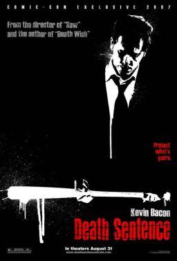 death_sentence movie poster