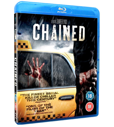 chained blu ray