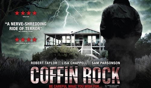 coffin rock poster