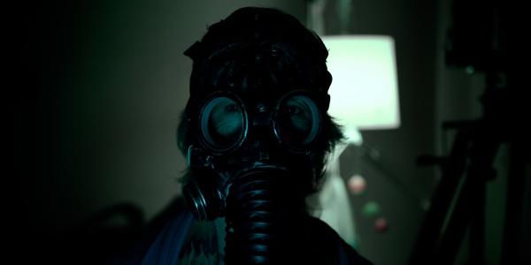 insidious gas mask