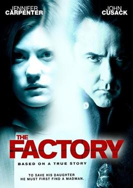 the factory movie poster