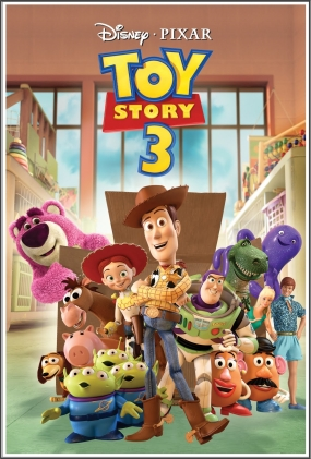 Toy Story 3 (Official Movie Poster)