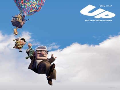UP house movie poster