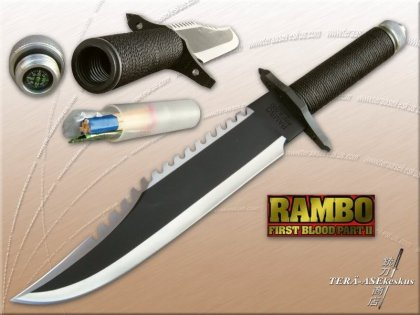RamboSurvivalKnife