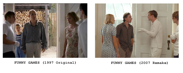 funny games comparison