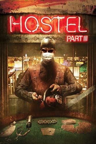 hostel 3 poster