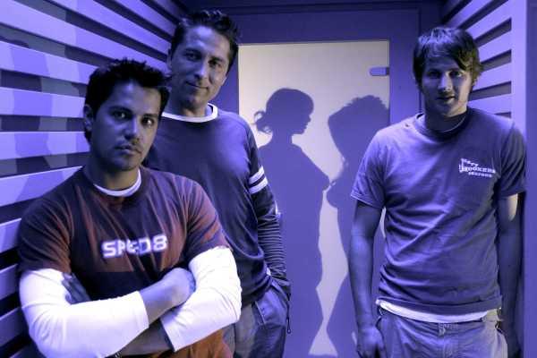 Paxton, Oli and Josh