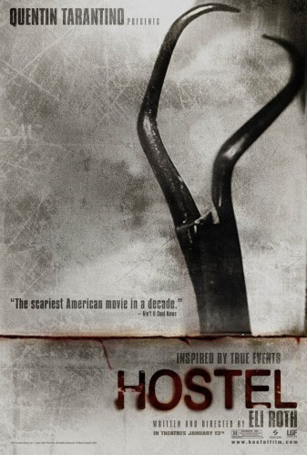hostel movie poster