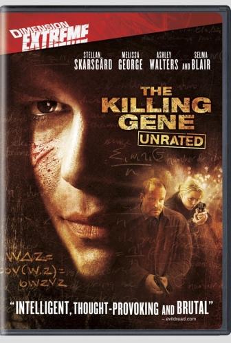 the killing gene poster