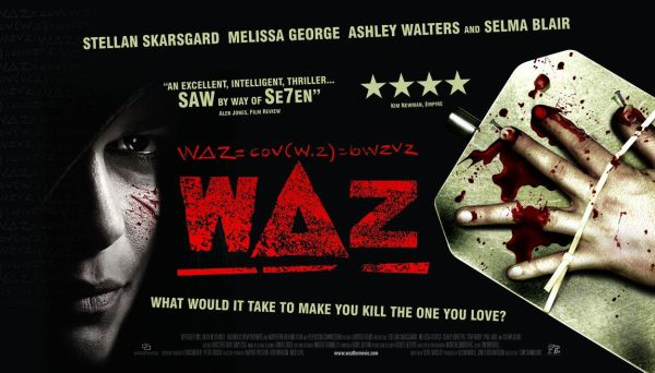 waz movie poster