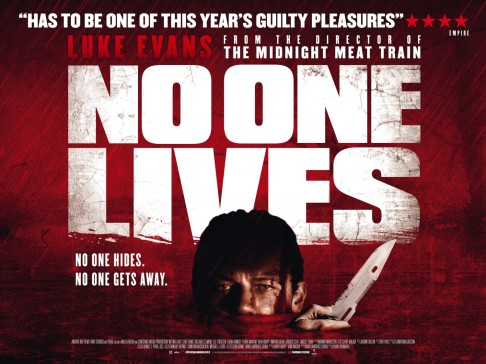 no one lives banner
