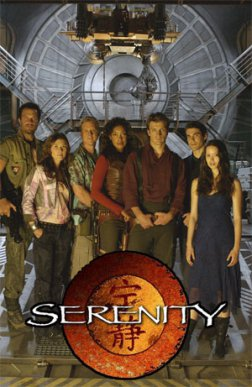 Serenity poster