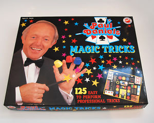 paul daniels magic