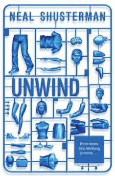 unwind-by-neal-shusterman