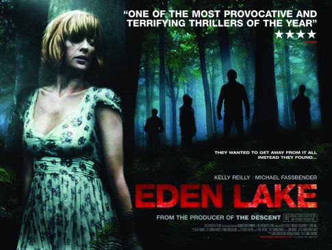 eden lake wide poster