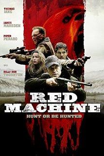 grizzly aka red machine